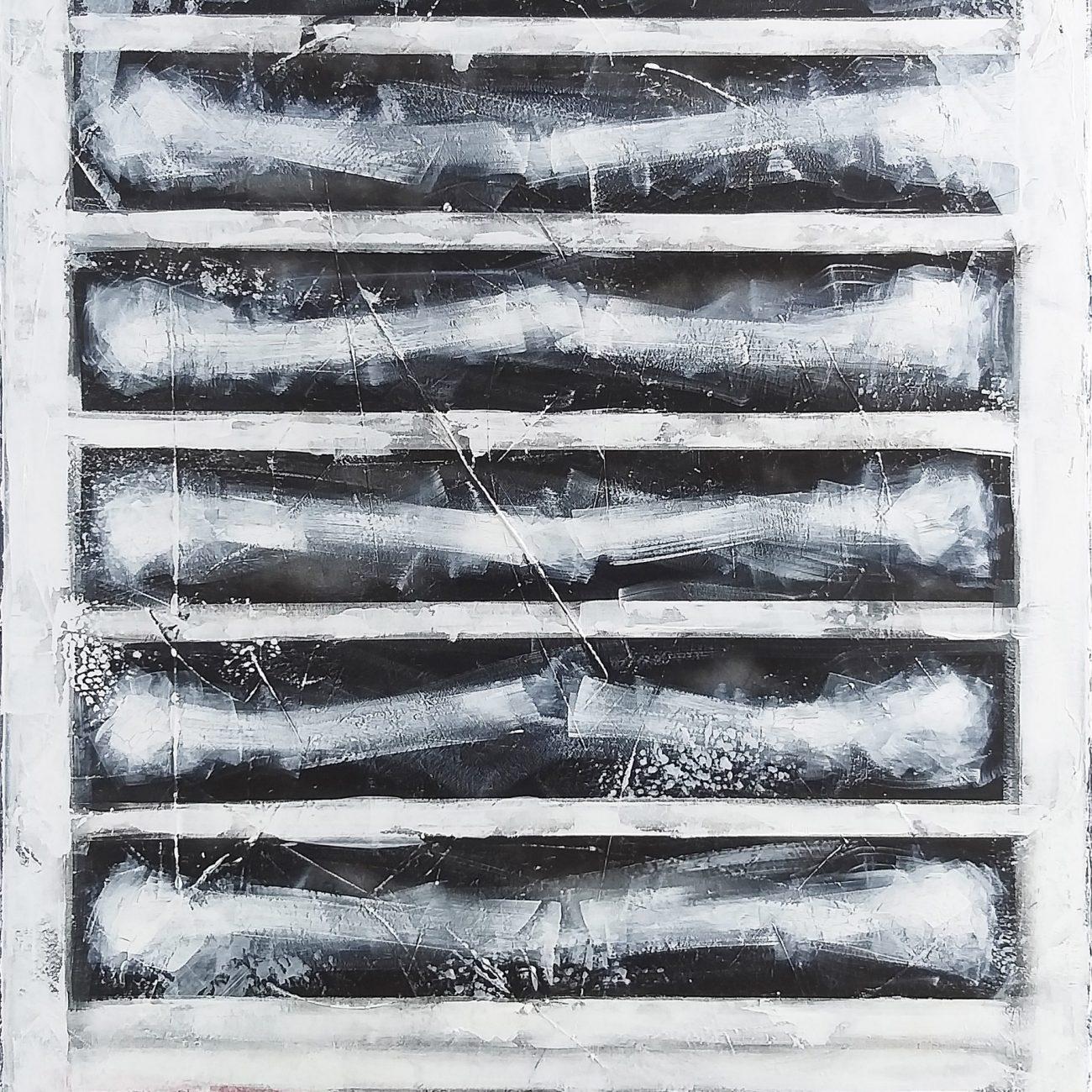Demans No:6 Teknik:Tuval Üzeri Karışık Teknik(Akrilik ve Yağlı Boya)  Ölçü:100x70 cm