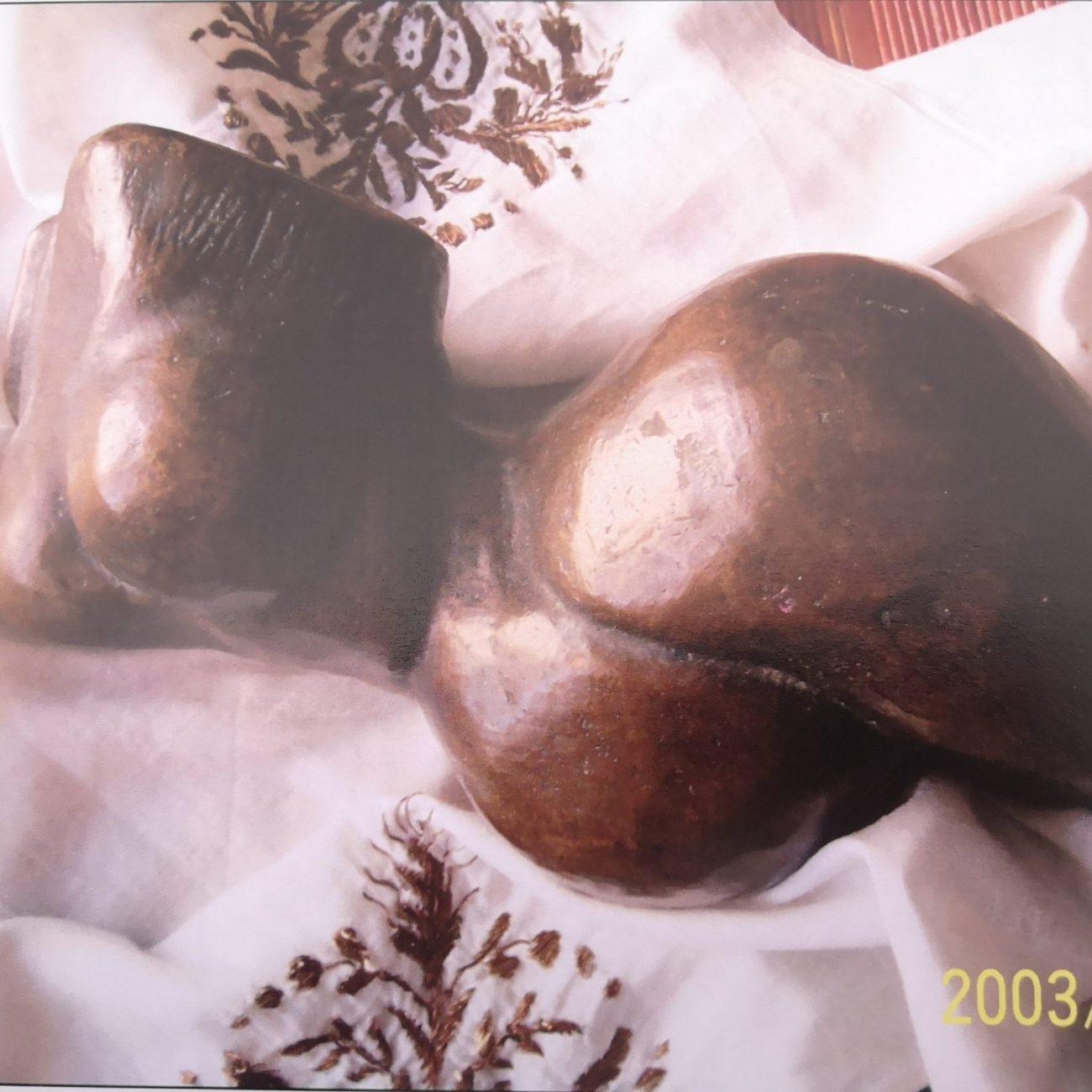 Yatan Venüs Teknik:Bronz  Ölçü:30x15x10 cm  Fiyat:15000 TL