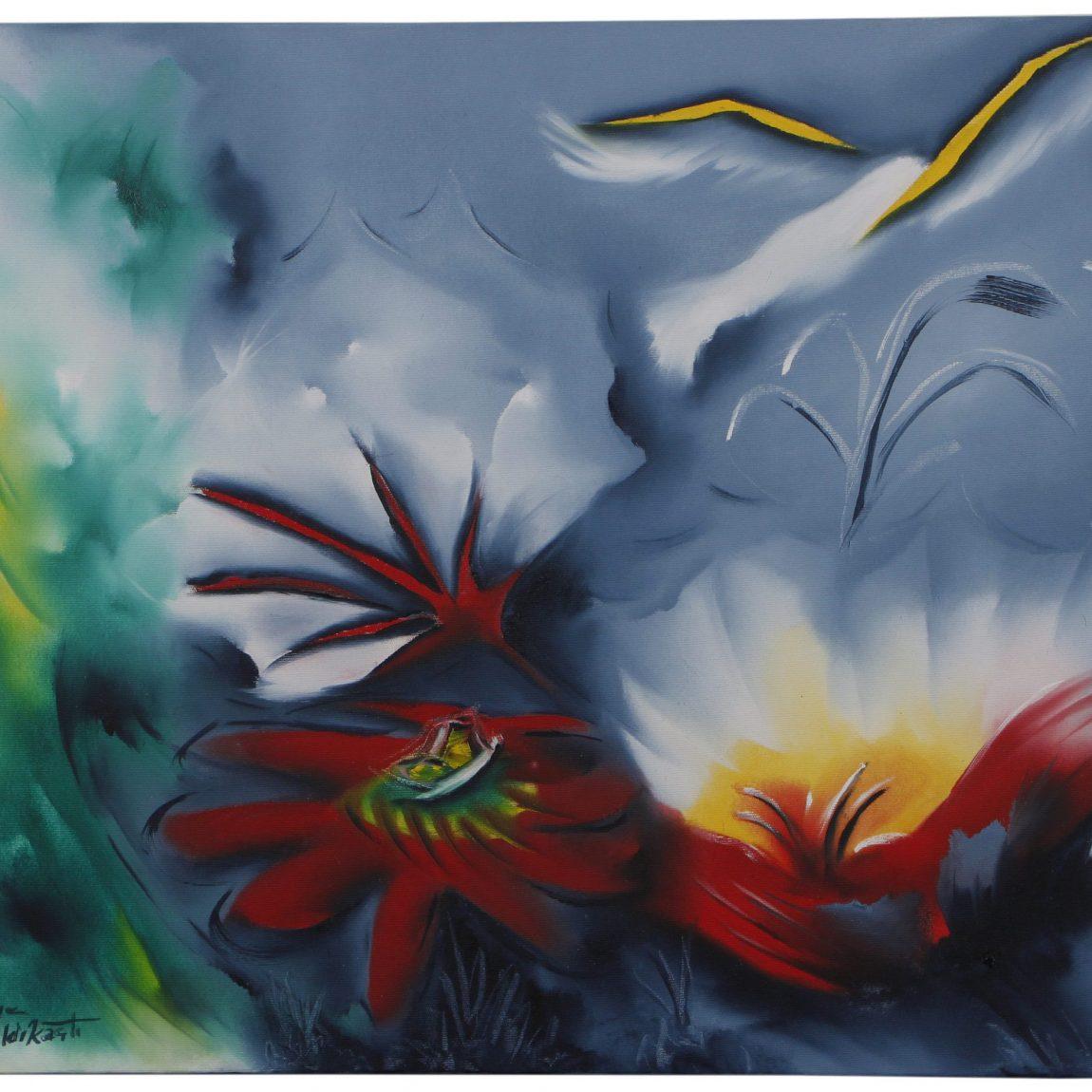 Teknik:: Tuval Üzeri Yağlı Boya  Ölçü: 50 x 65 cm  Fiyat : 8000 TL