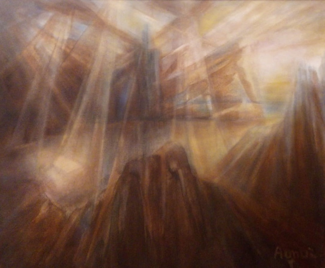 Teknik: Tuval üzeri Yağlı Boya Ölçü:50 x 60 cm Fiyat : 3540 TL