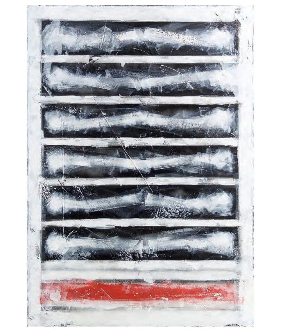 Burak Boyraz Teknik:Tuval Üzeri Karışık Teknik(Akrilik ve Yağlı Boya) Ölçü:100x70 cm
