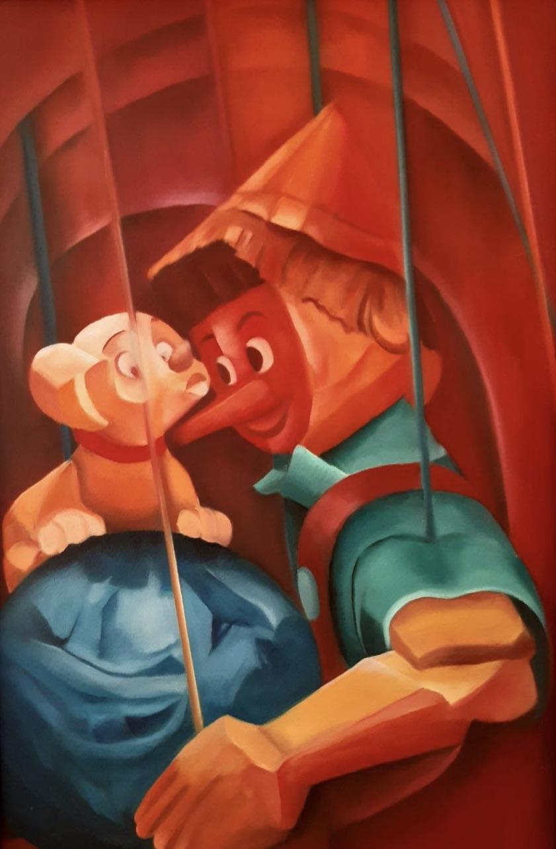 Zeynep Nuray Atasagun Eser Adı : Mutluluk Teknik: Tuval Üzeri Yağlı Boya Ölçü: 50 x 70 cm  Fiyat : 1.770 TL