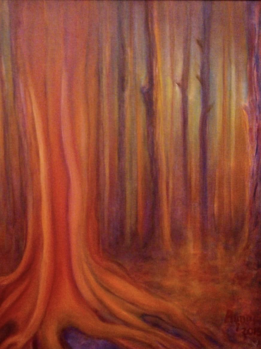 Aynur Yalçıner Sencan  Teknik Tuval Üzeri Yağlı Boya Ölçü: 60 x 70 cm  Fiyat : 3.540 TL