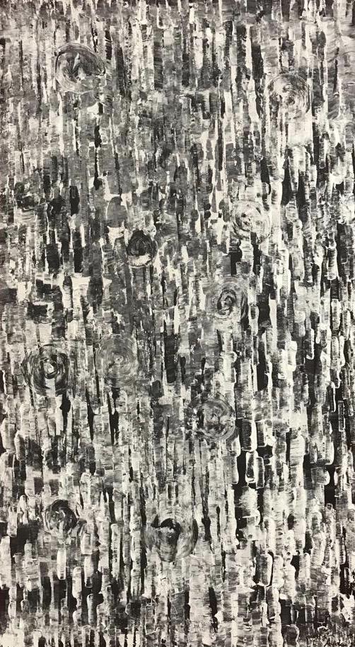 Ayda Tavil  Teknik: Tuval Üzeri Akrilik Ölçü: 70 x 120 cm  Fiyat : 6.490 TL