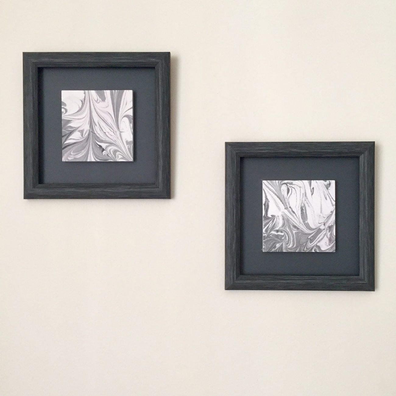 Shades of Grey - Teknik : Seramik Tablo Ölçü: 10 x 10 cm Fiyat : 1.000 TL