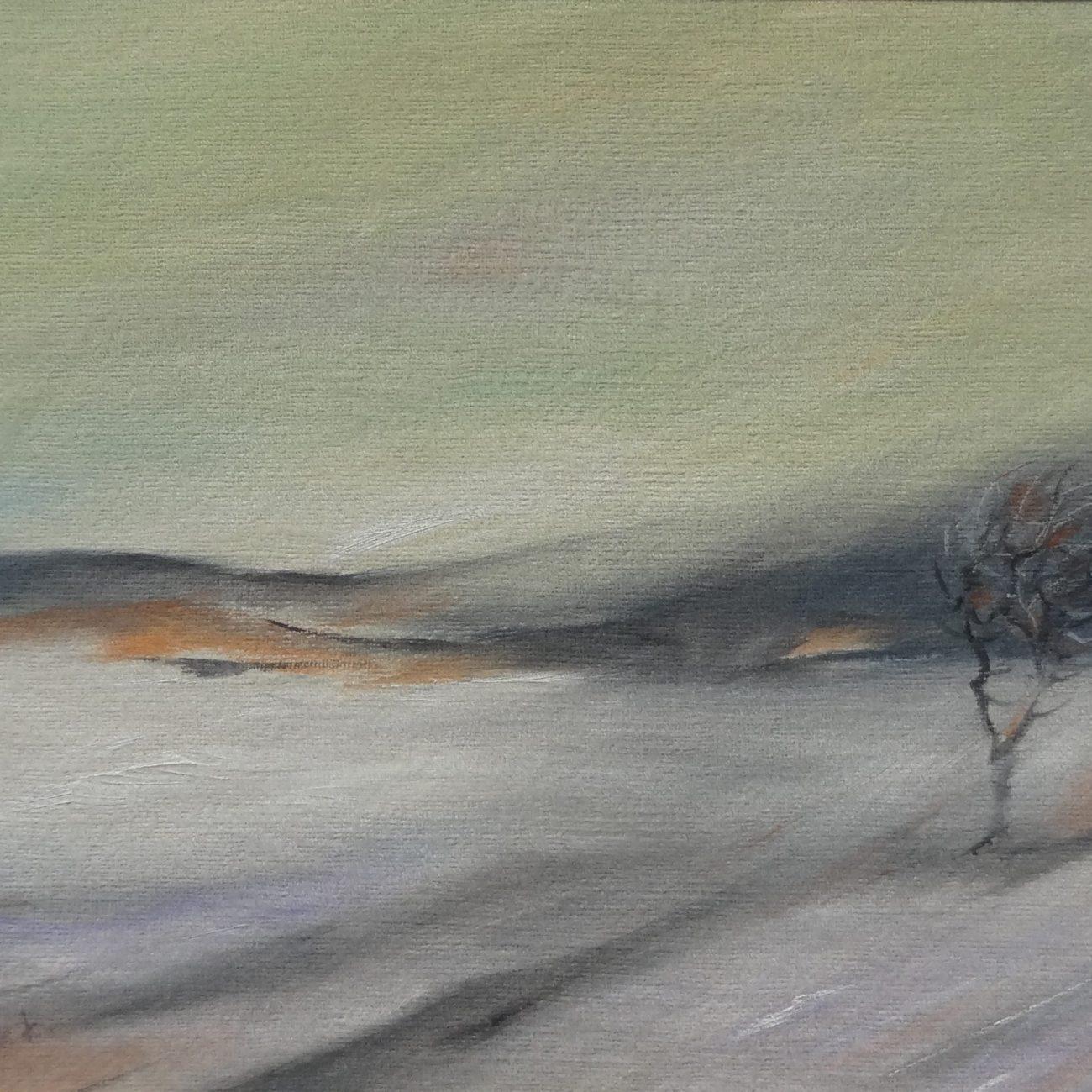 Teknik: Yağlı Boya  Ölçü: 35 x 40 cm