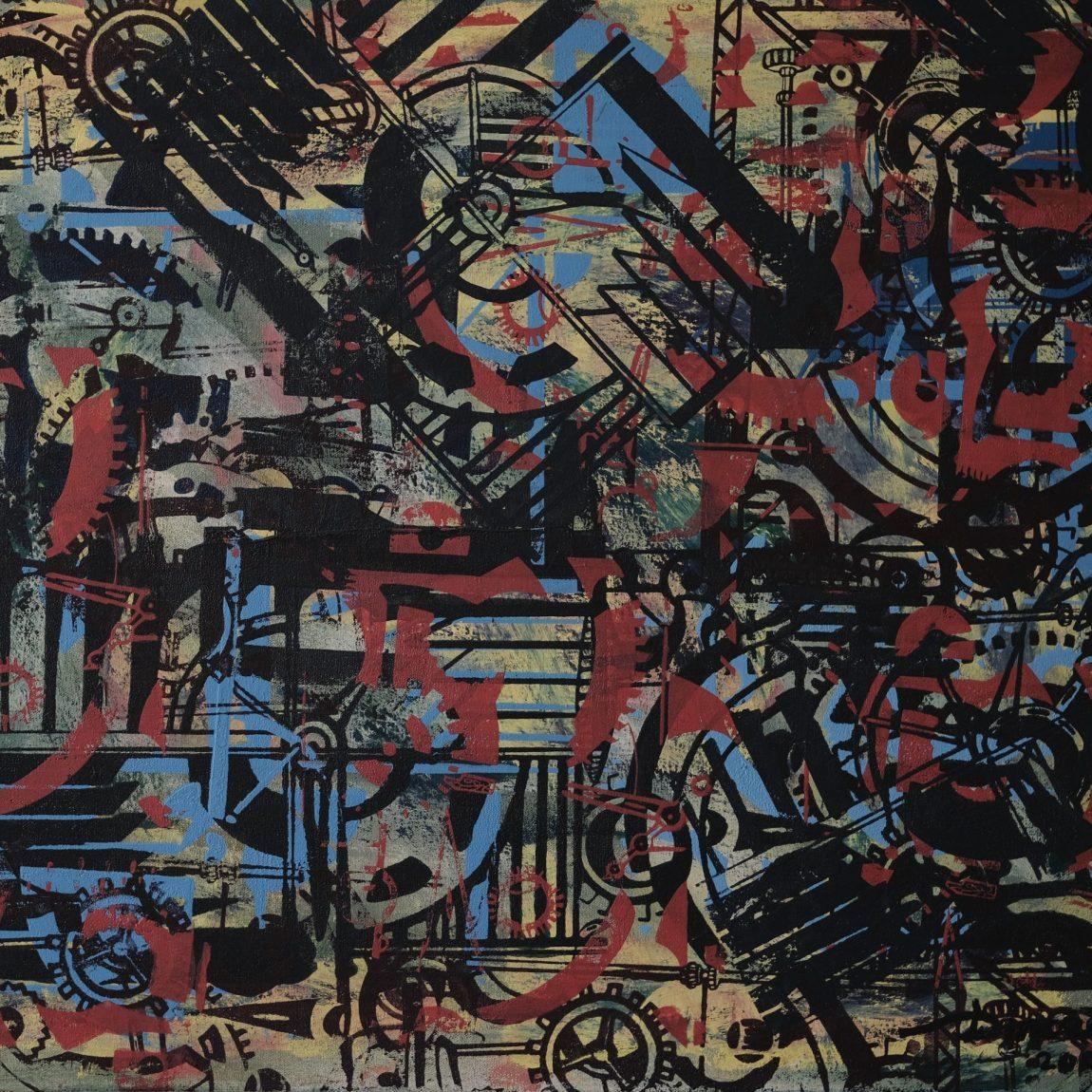 Teknik: Tuval Üzeri Yağlı Boya Üzerine Serigrafi Baskı  Ölçü: 60 x 80 cm  Fiyat : 28.500 TL