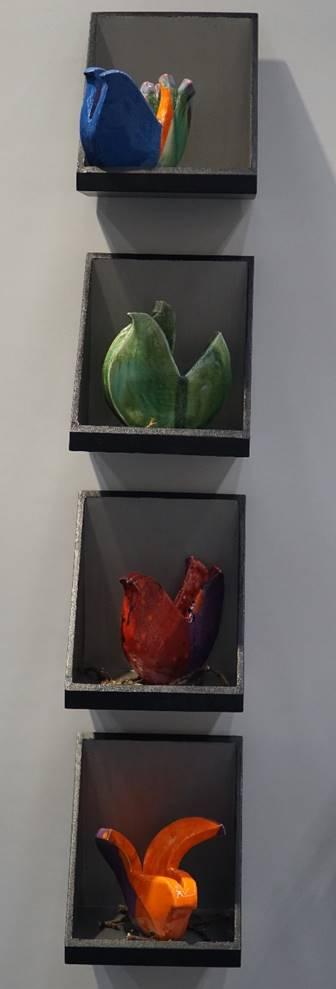 Kuşlar  Teknik:Seramik Ölçü:30x20x15