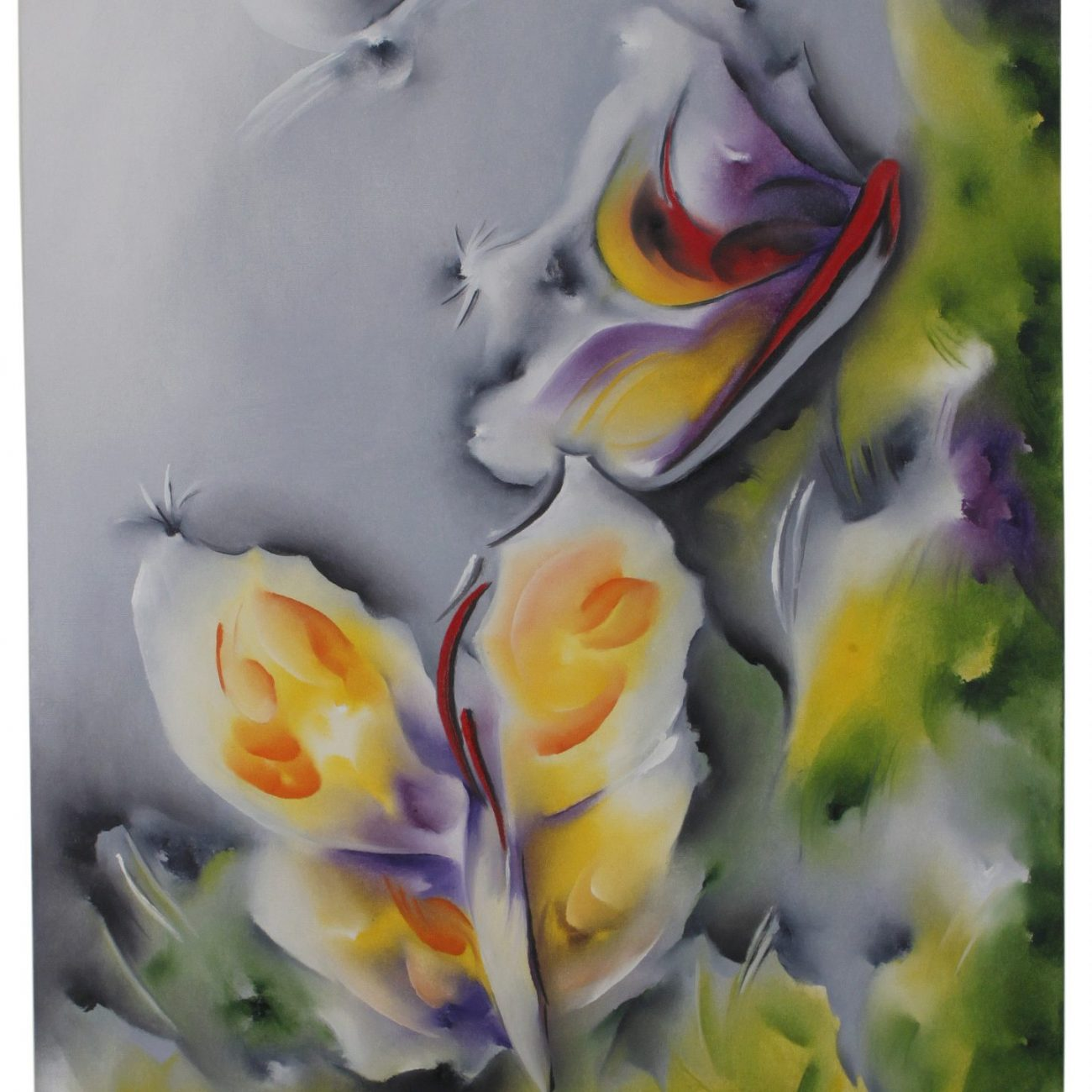 Teknik:: Tuval Üzeri Yağlı Boya  Ölçü: 70 x 110 cm  Fiyat : 1200 TL