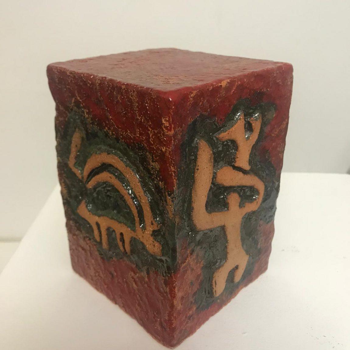 Duygu Bağlan Teknik:Seramik- heykel Fiyat:1.180 TL