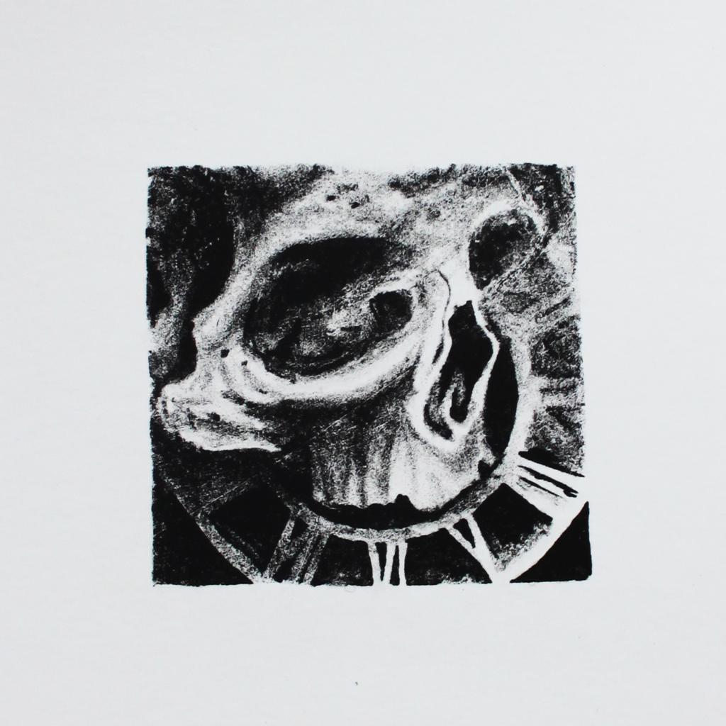 Esma Tatar  Teknik: Taş Baskı Ölçü: 20 x 24 cm  Fiyat : 354 TL