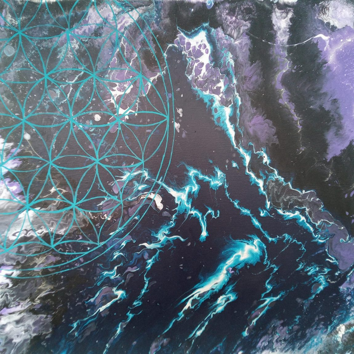 Meral Yalçın - Teknik : Tuval Üzeri Akrilik Ölçü : 60 x 80 cm Fiyat : 4.130 TL