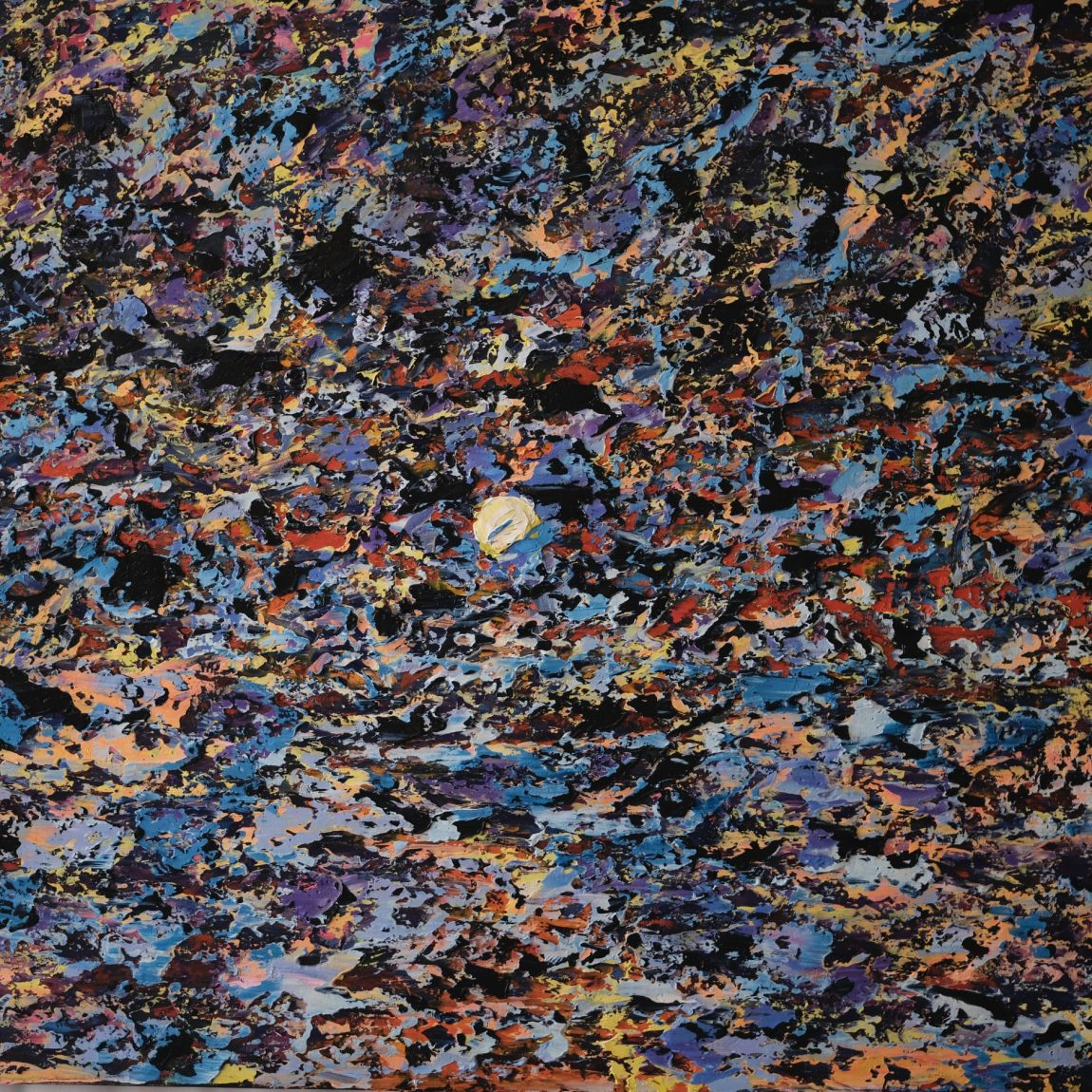 Teknik: Tuval Üzeri Yağlı Boya  Ölçü: 50 x 70 cm  Fiyat : 6.000 TL