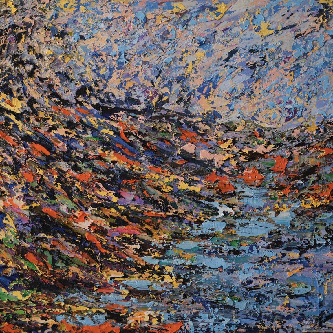 Teknik: Tuval Üzeri Yağlı Boya  Ölçü: 40 x 60 cm  Fiyat : 3.600 TL