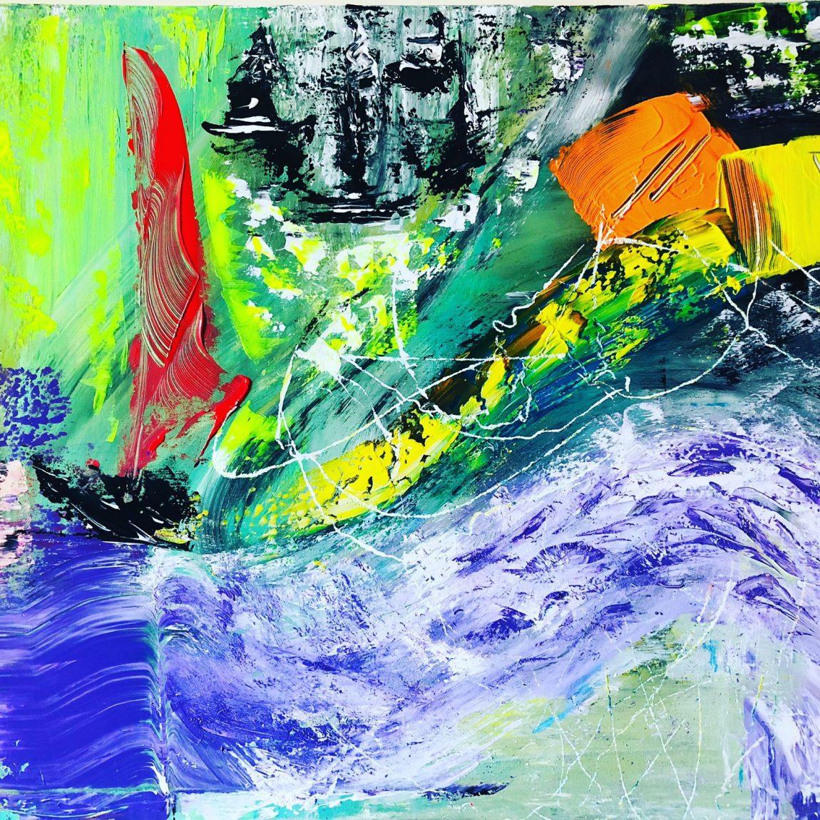 Sanatçı : Belma Bozkurt- - Eser Adı: -  Teknik:  - Ölçü: 100 x 80  cm  - Fiyat : 4.720 TL