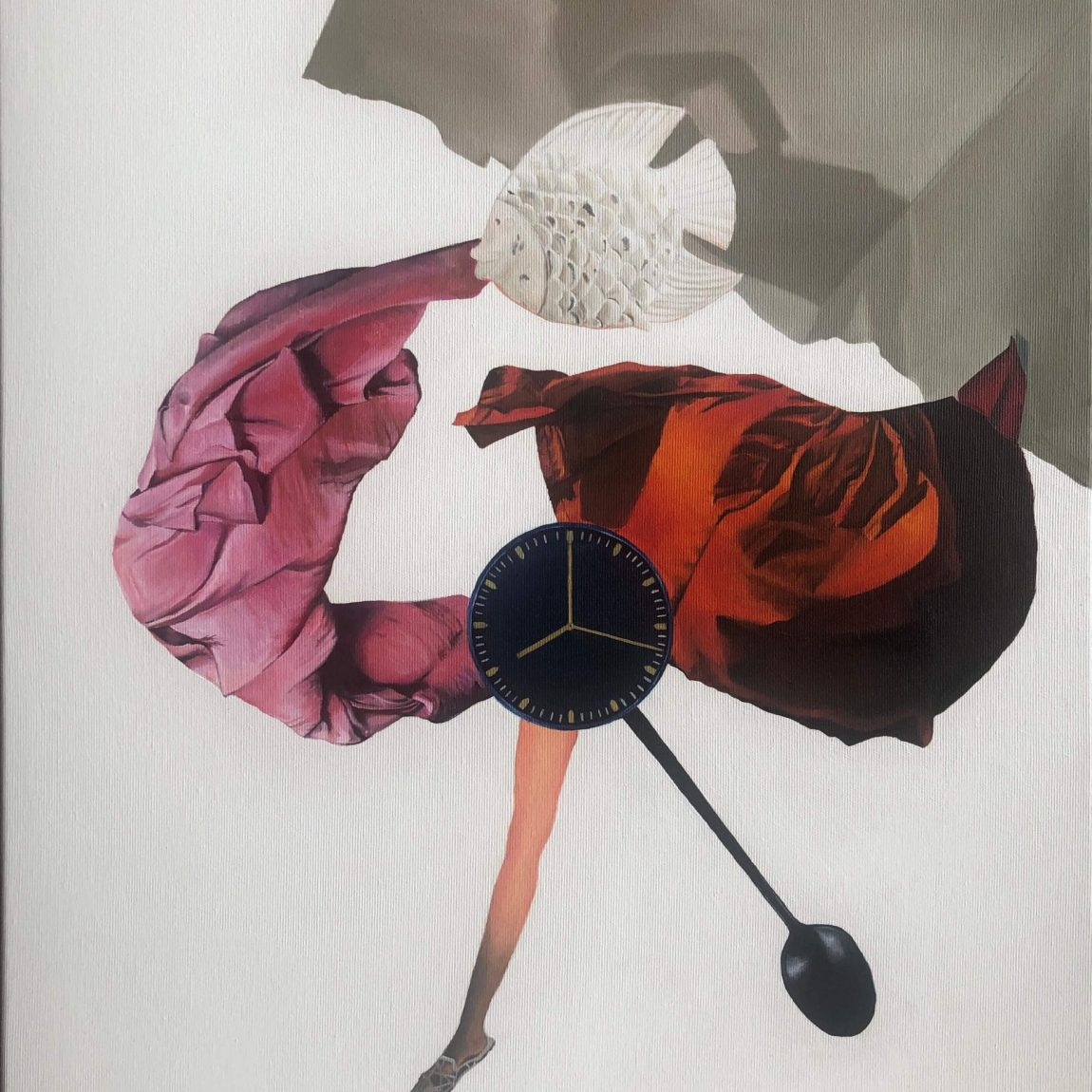 Melis Korkmaz - Teknik: Tuval Üzeri Yağlı Boya - Ölçü : 50 x 70 cm - Fİyat : 10.700 TL